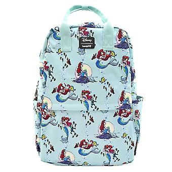 Loungefly x Disney The Little Mermaid Ariel Laptop Backpack