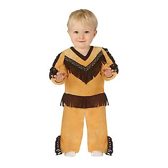 Toddlers Native American Indian Fancy Dress Costume