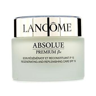 Lancome Absolue Premium Bx Regenererende og genopfyldning Care Spf 15 50ml/1.7oz