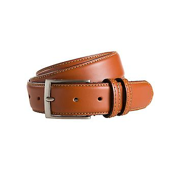 Beautiful Cognac Volnerf Men's Belt