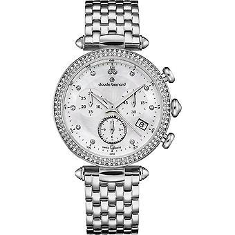 Claude Bernard - Wristwatch - Women - Dress Code - 10230 3M NAN