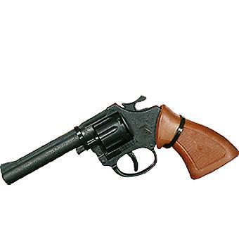 Plastik Gun Ringo 8 Shot Cowboy Hint vahşi batı aksesuar karnaval