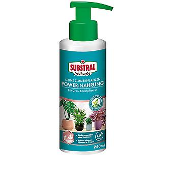 SUBSTRAL® Natural® My houseplants Power Food, 240 ml