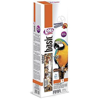 Lolo Lolo 2 Barritas Fru-Nuec 250Grs Loros (Birds , Bird Treats)