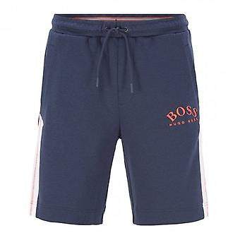 Boss Green Hugo Boss Headlo Navy 410 Jogging Shorts 50424218