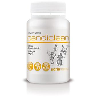 Soria Natural Candiclean 60 Tablets