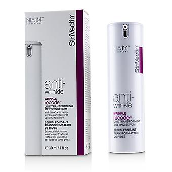Strivectin - Anti-wrinkle Line Transforming Melting Serum - 30ml/1oz