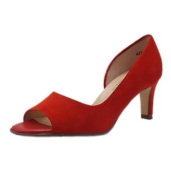 بيتر كايزر بيت أنيق أحذية أصابع مفتوحة في البرازيل سويد