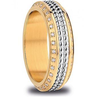 Bering - Combination Ring - Women - Arctic Symphony - Beijing_10 - Size 63 (19.8 mm)