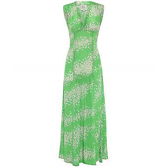 Ossie Clark x Primrose Park Jupiter Sleeveless Maxi Dress