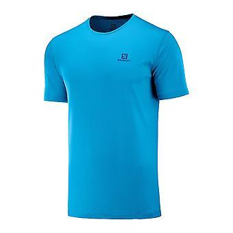 Salomon Agile Training LC1282500 laufen das ganze Jahr Herren T-shirt