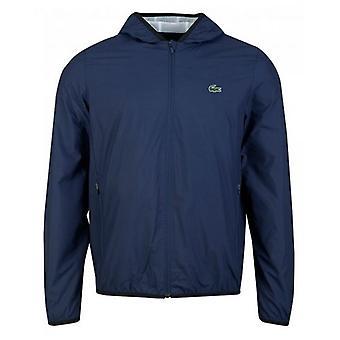 Lacoste Sport Zip Through Hooded Jacket