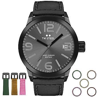 TW Steel Marc Coblen Edition TWMC28 heren horloge