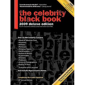 The Celebrity Black Book 2009 Over 55000 Accurate Celebrity Addresses for Fans Businesses Nonprofits Authors and the Media by McAuley & Jordan