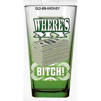 Breaking Bad Where's My Money Pint Glass
