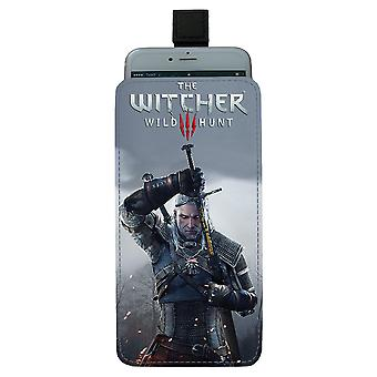 The Witcher Pull-up Mobile Bag