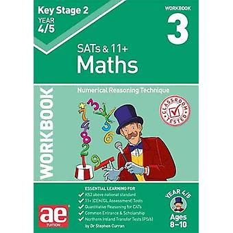 KS2 Maths Year 4/5 Workbook 3 - Numerical Reasoning Technique by Dr St