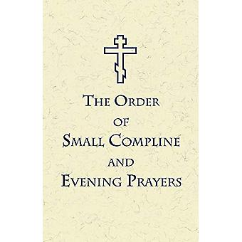 The Order of Small Compline and Evening Prayers by NY Jordanville - 9