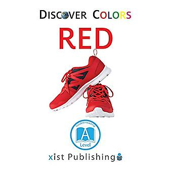 Red by Xist Publishing - 9781532409561 Book