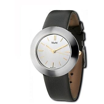 M&M Alemania M11828-452 Reloj de Mujer Basic-M