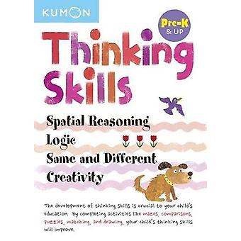 Pre K Thinking Skills Bind Up by Publishing Kumon - 9780998921983 Book