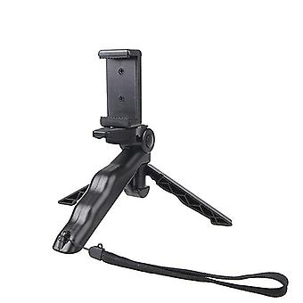 Mini tripod live holder handheld self-timer stabilizer for gopro camera mobile phone