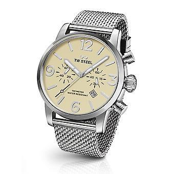 TW Steel MB3 Maverick chronograph watch 45 mm