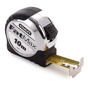 Stanley STA033897 FatMax XL Tape Measure 10m Metric Only 0-33-897 New
