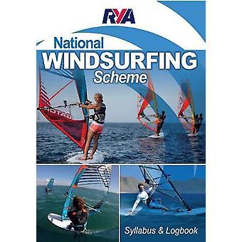 RYA National Windsurfing Scheme Syllabus and Logbook - 9781910017289