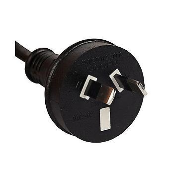 Iec C7 ábra 8 készülék tápkábel fekete 3M
