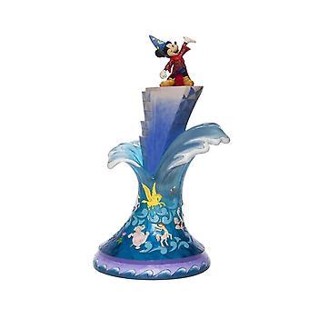 Disney Top of Imagination Tovenaar Mickey Meesterwerk Verzamelaars Beeldje