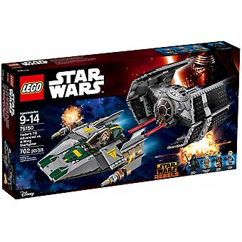 LEGO 75150 baba ' nın TIE Advanced vs. A-Wing Starfighter