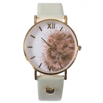 Wrendale Designs Hedgehog Watch