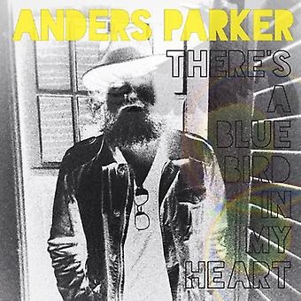 Anders Parker - There's a Blue Bird in My Heart [CD] USA import