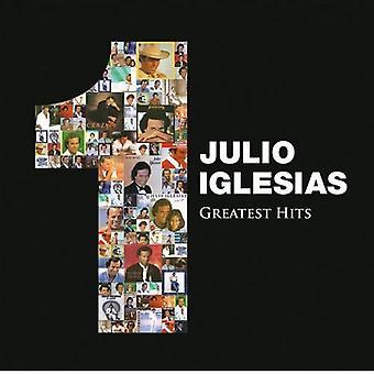 Julio Iglesias - #1- Greatest Hits (2CD) [CD] USA import