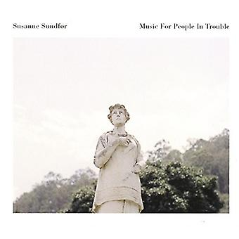 Susanne Sundfor - Music for People in Trouble [CD] USA import
