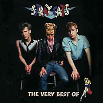 Very Best Of Stray Cats [CD] Usa import