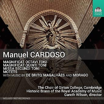 Cardoso / Morrell - Magnificat Octavi Toni [CD] USA import
