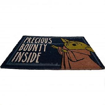 Star Wars The Mandalorian Doormat