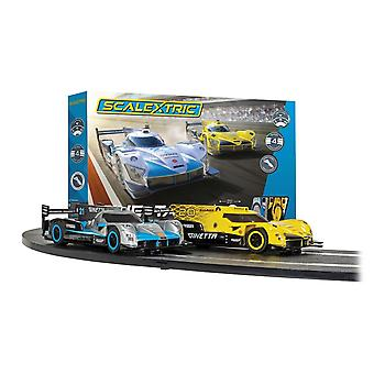 Scalextric Ginetta Racers Track Set