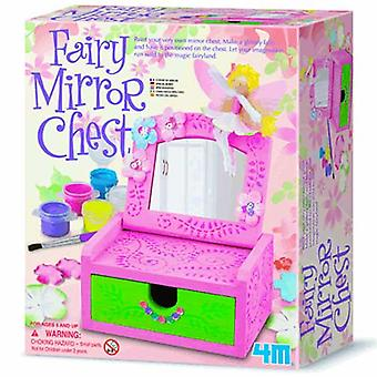 Great Gizmos Paint Your Own Fairy Mirror Chest