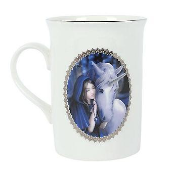 Anne Stokes Solace Mug