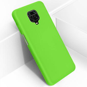 Back cover Xiaomi Redmi Note 9 Pro Max / Note 9 Pro / Note 9S Soft-Touch Green