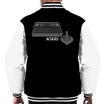 Atari 2600 Video Game Console Men's Varsity Jacket