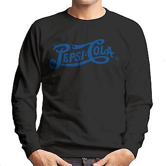 Pepsi Cola 1906 Logo Men's Sweatshirt