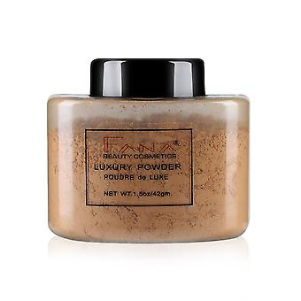 Smooth Loose Oil Control Powder - Machiaj Anticearcan Mineral Finish Pulbere Transparent Cosmetic