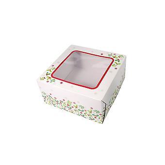Culpitt Holly Cake Box - 6