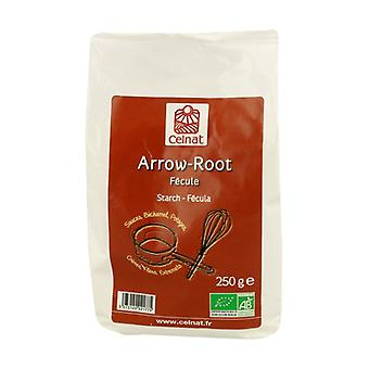 ORGANIC arrowroot 250 g of powder