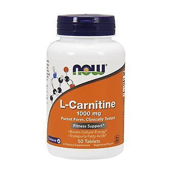 L-Carnitine 50 tablets