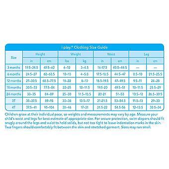 ألعب. حفاضات السباحة القابلة لإعادة الاستخدام | لا حفاضات أخرى ضرورية، UPF 50-protec...